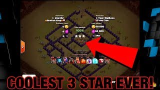 THE COOLEST 3 STAR (Clash of Clans)