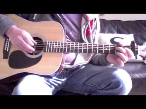 Goo Goo Dolls - Sympathy (Guitar Lesson - Standard Tuning)