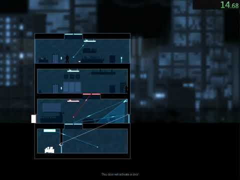 Gunpoint MU% | Industrial Espionage (28.127s, WR)