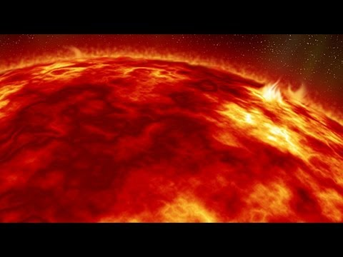 Photoshop Tutorial: How To Make The SUN.