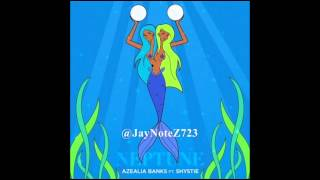 Azealia Banks f Shystie - Neptune (instrumental w download link)