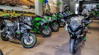 Kawasaki Bikes Latest Price List