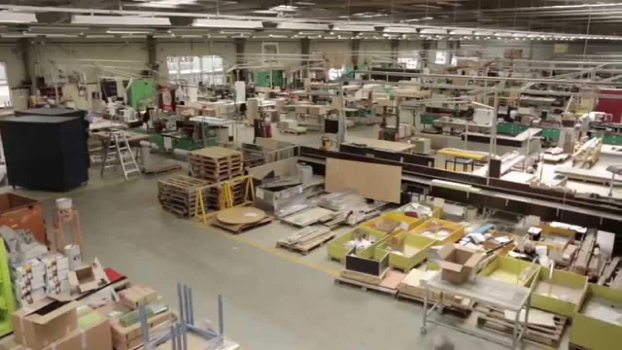 Van Keulen Interieurbouw - Betriebsfilm - YouTube
