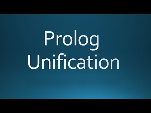 prolog unification