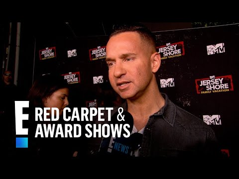 "Mike ""The Situation"" Was Sober During ""Family Vacation"" 