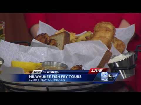Checking Out Milwaukee Food And City Tour's Fish Fry Tour