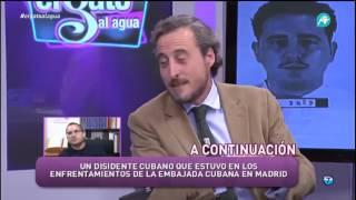 """""""Estamos asistiendo al blanqueo del tirano Fidel Castro"""""""