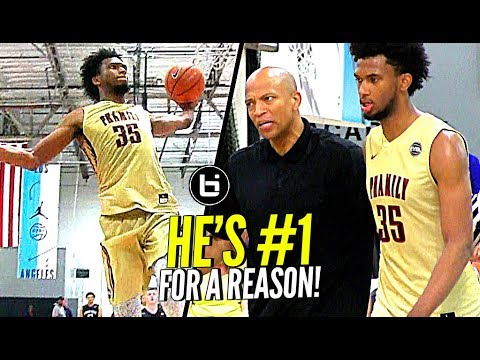 #1 Player Beats #1 Team In EYBL!! Marvin Bagley Goes OFF Against Howard Pulley!