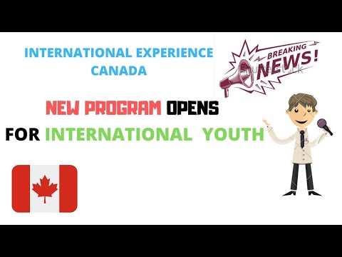 Canada Opens  Program For International Youth || Know About Working Holiday Visa 2020