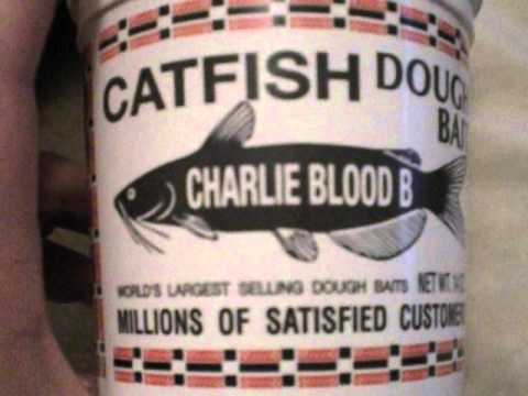 Catfish Charlie Catfish Bait