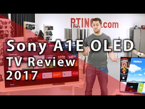 Sony A1E OLED 2017 TV Review - Rtings.com
