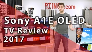 Sony A1E OLED 2017 TV Review – Rtings.com