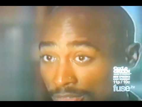 Tupac interview (Rose growing through concrete)