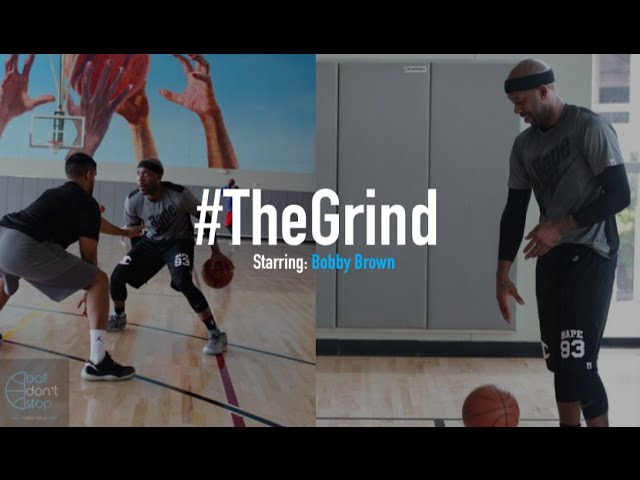 #TheGrind - Bobby Brown Is Ready To Return To The NBA
