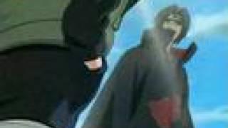 Naruto AMV-Nirvana Smells Like Teen Spirit