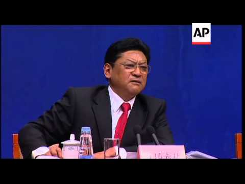Chinese appointed Tibet govt chairman comments on Dalai Lama