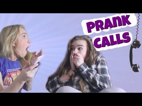 Prank Calls Gone Wrong Taylor Skeens