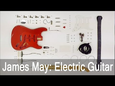 Electric Guitar || James May: The Reassembler: Episode 3