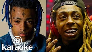 Lil Wayne - Dont Cry | Karaoke Instrumental (feat. XXXTENTACION)