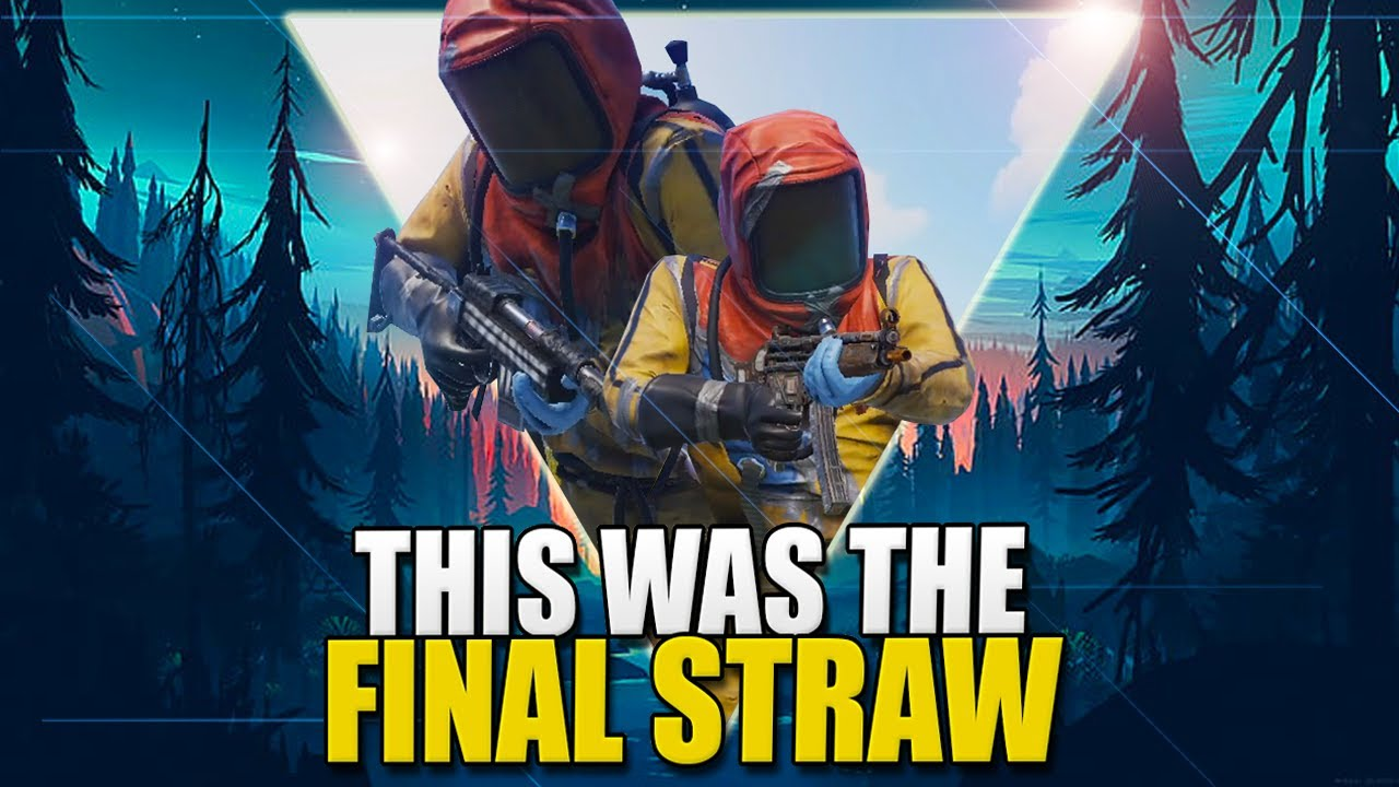 THIS IS THE FINAL STRAW - THE APPRENTICE (Rust) Part 2/3