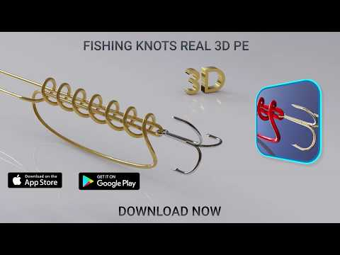 Fishing Knots Real for PC (2020) - Free Download For Windows And Mac