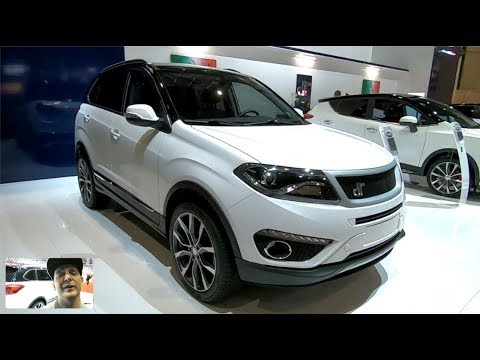 DR AUTOMOBILES DR 6 SUV DR6 MADE IN ITALY MODEL 2019 WALKAROUND AND INTERIOR