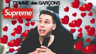 NAJLEPSZY DROP SEZONU? SUPREME x COMME DES GARCONS 2018 (SUPREME FW18 - DROP 4)