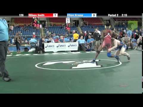 126 Wilson Smith vs. Ethan Krause