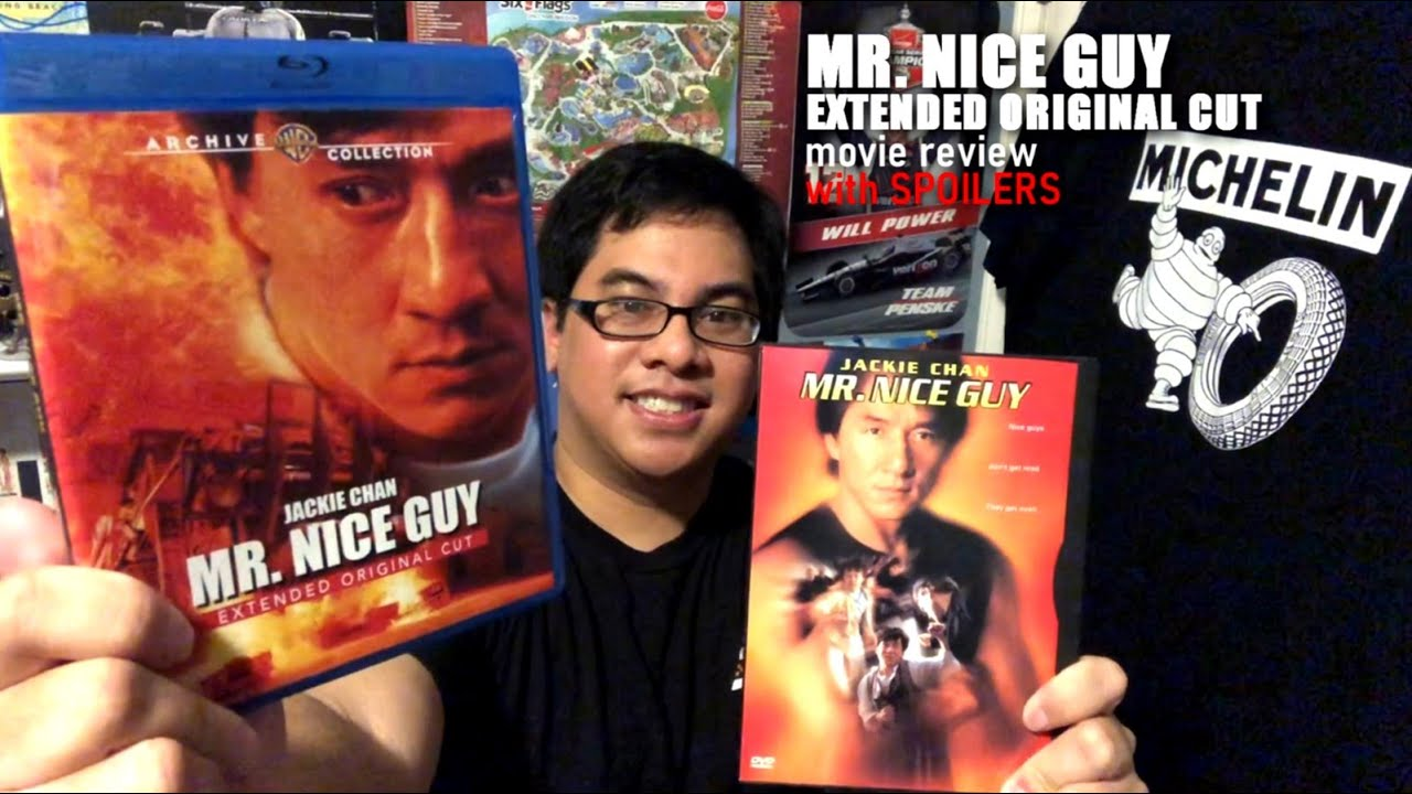 Mr.  Nice Guy Extended Original Cut Movie Review with SPOILERS