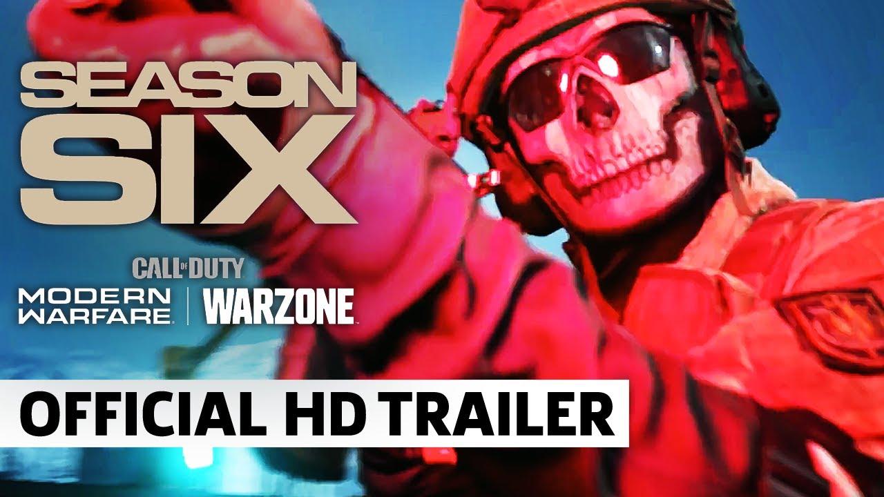 Call of Duty: Modern Warfare & Warzone - Official Season 6 Trailer