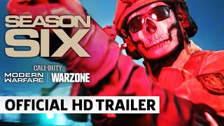 Call of Duty: Modern Warfare \u0026 Warzone - Official Season 6 Trailer