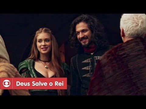 Deus Salve O Rei: capítulo 124 da novela, sábado, 2 de junho, na Globo