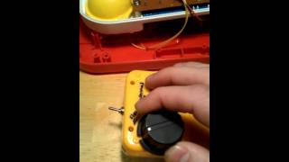 Parents Mp3 circuit bent toy