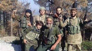 Syria News 8.12.2013, DailyTelegraph: Moroccan father with his five sons fighting Jihad in Syria 2017 Video