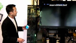 Sony Ericsson Xperia Arc launch in Malaysia with Maxis