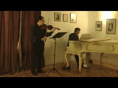 Old Violin 1755
