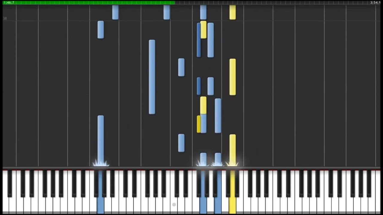 Gary Barlow Sing Synthesia tutorial