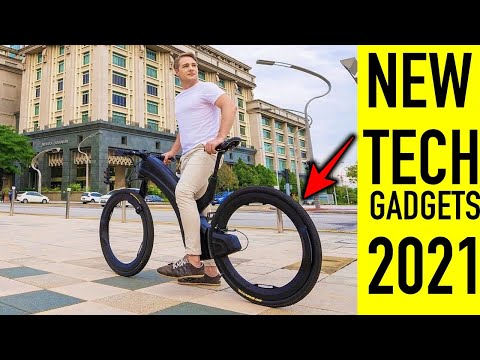 10 NEW SUPER ADVANCED TECH GADGETS AND INVENTIONS 2021   सबसे आधुनिक और मजेदार GADGETS