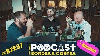 USP S2E37 - Krav Maga Masters (cu Bucalae) Un simplu podcast cu Bordea si Cortea