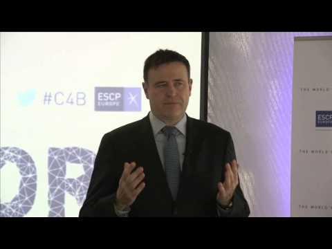 Conférence de presse   Frank Bournois Directeur ESCP EUROPE