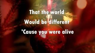 Whitney Houston - Who Would Imagine A King (karaoke - lyrics)