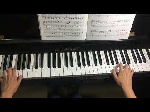 Robert The Robot - John W. Schaum Piano Course C - The Purple Book P.18 No.12