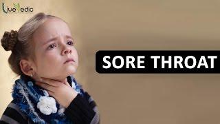 Diy Best Cure Kids Sore Throat Natural Home Reme