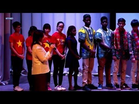 международные знакомства со студентами