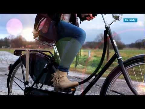 Fietscity TV | Batavus Old Dutch en Old Dutch Plus