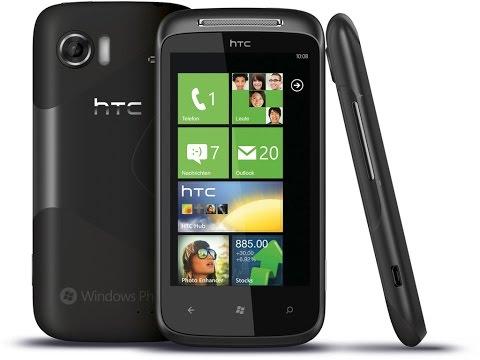 Разборка HTC Mozart замена сенсорного стекла тачскрина