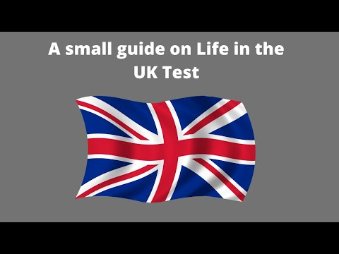 How to Pass the Life in UK Test | British Citizenship Test