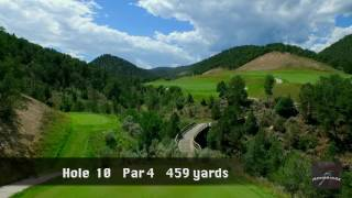 Ironbridge Golf Course Tour April 2016