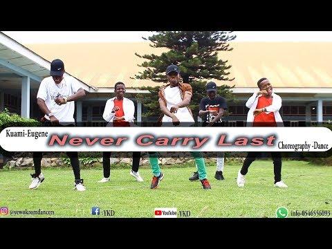 DJ Vyrusky Ft Kuami Eugene Ft Mayorkun – Never Carry Last Dance Video By YKD