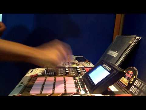 CABIDE DJ AO VIVO NA MPC 5.000 FAZ GERAL PERDE A LINHA